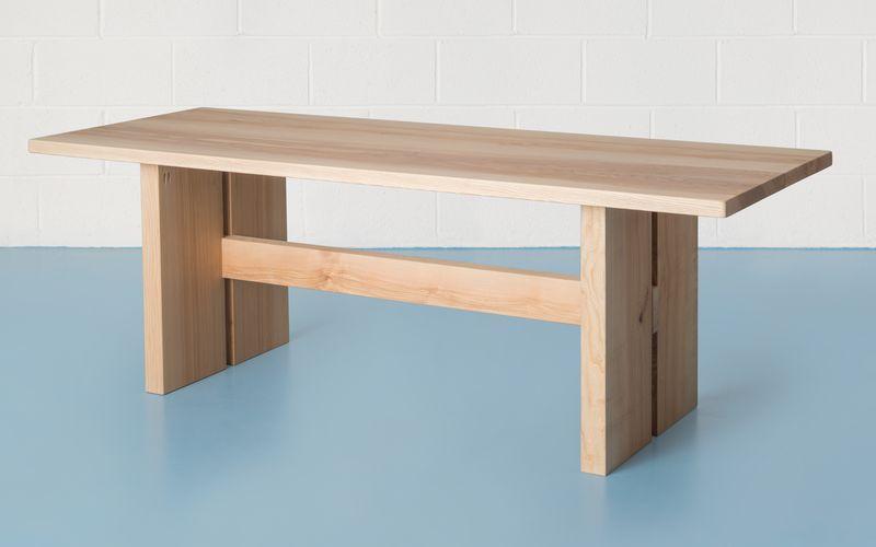 Bespoke dining room tables Oak Ash Elm Handmade in UK : ORPAGOTEMPLATE 1024 CROP slab from orpago.co.uk size 800 x 500 jpeg 23kB