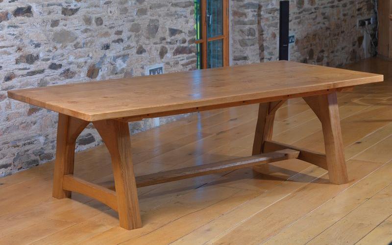 Handmade Dining Room Tables Oak   Ash   Elm - Handmade in the UK