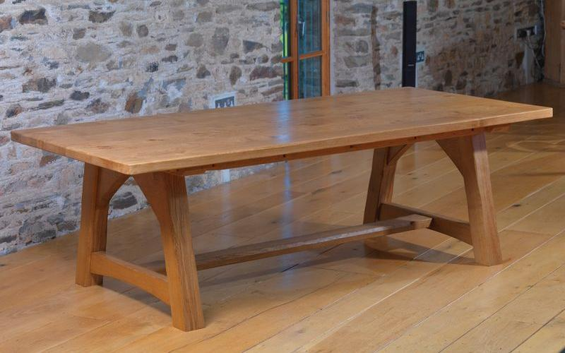 Handmade Dining Room Tables In Oak Ash Elm Handmade In The UK